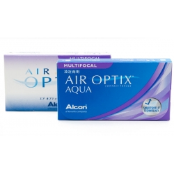 Air Optix Aqua Multifocal ( 6 sztuk )